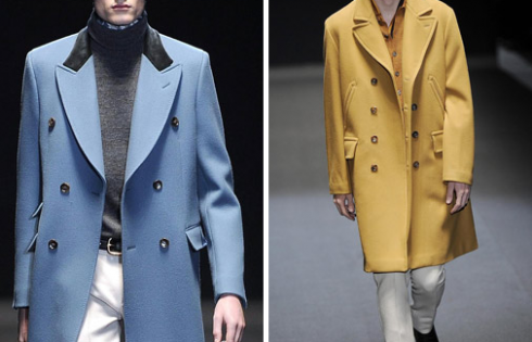 мужское пальто от gucci 2013/2014