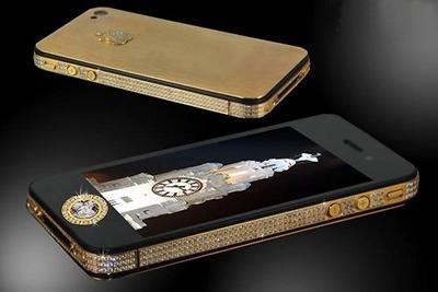 iPhone 4S от Стюарта Хьюза