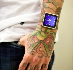 iPod nano — превращаем плейер в стильные часы