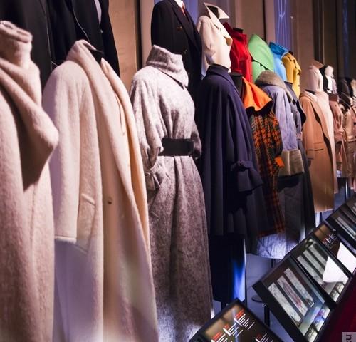 Max Mara: 60 лет итальянской моды — фото с выставки