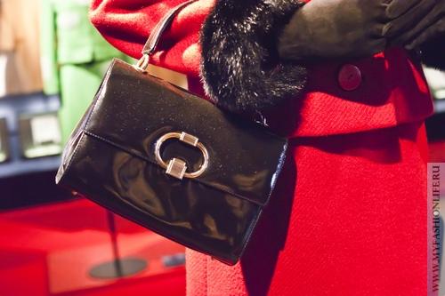 модная женская сумочка Max Mara - 50 годы.