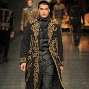Неделя моды в Милане 2012 — коллекции одежды для мужчин