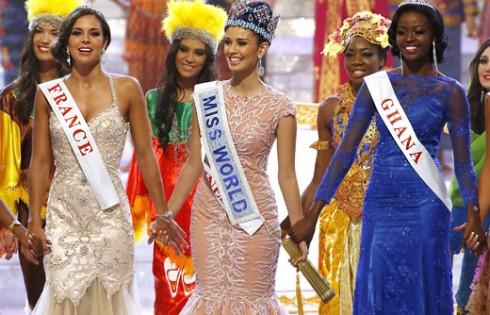 победительницы Мисс Мира 2013