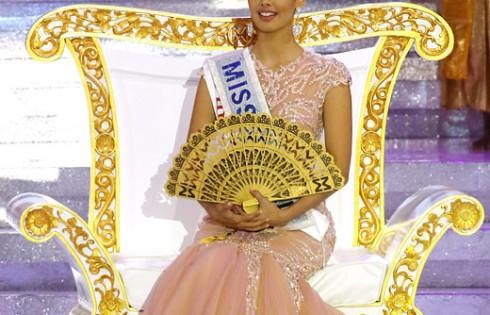 Мисс Мира 2013 Меган Янг