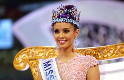 Меган Янг - Мисс Мира 2013