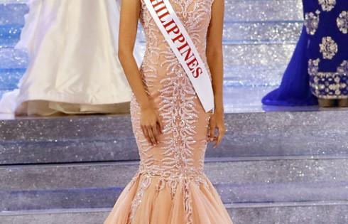 участница Мисс Мира от Филиппин