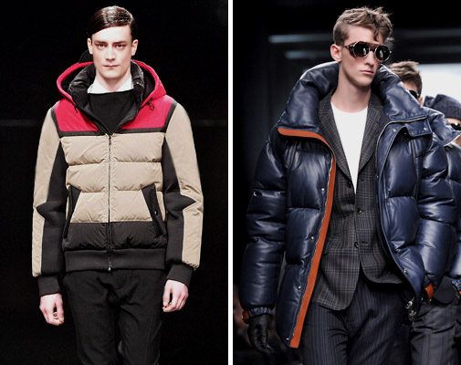модные мужские куртки и пуховики