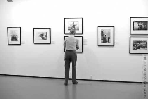 Фотобиенале 2012 в Московском доме фотографии
