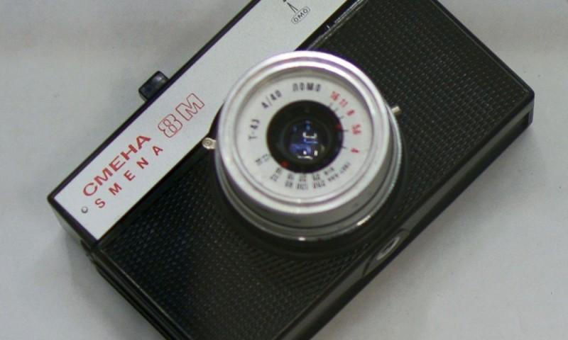 Советские фотоаппараты — свидетели великой эпохи
