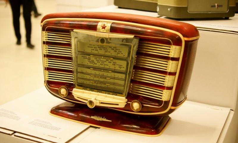 Советские радиоприемники – окно в мир