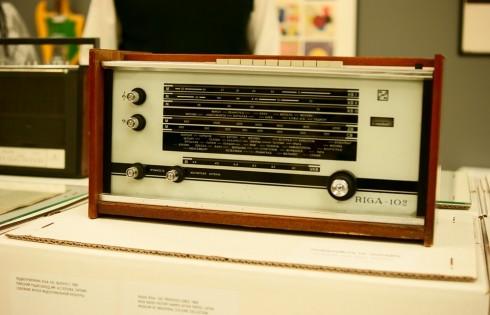 Советский радиоприемник RIGA 104 начал выпускаться с 1969 года на Рижском радиозаводе имени А.С. Попова
