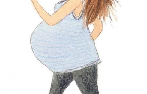 Как правильно ходить при беременности