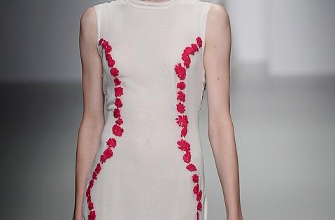 облегающее платье весна 2014