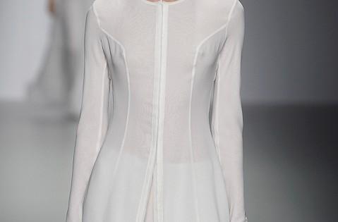 белый костюм весна 2014