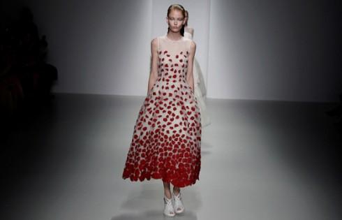 коллекция женской одежды 2014 от Джона Роша