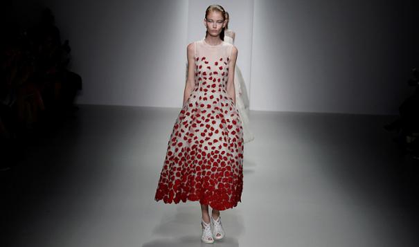 Коллекция весенней женской одежды 2014 от John Rocha