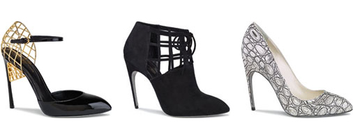 коллекция обуви Sergio Rossi осень-зима 2013-2014