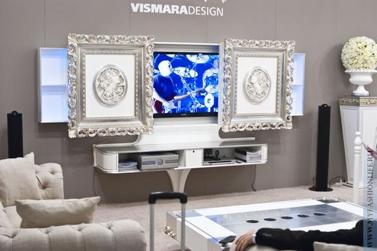 Стойка под телевизор  как модный элемент дизайна интерьера