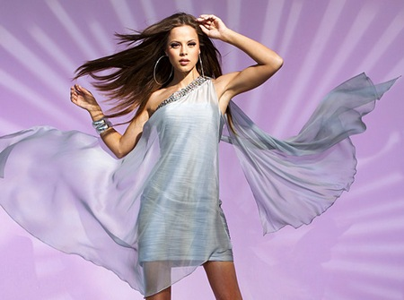 выпускное платье 2012