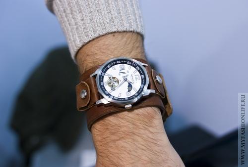 Молодежные мужские часы