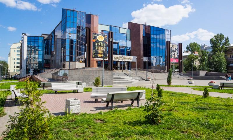 Саратов — фото экскурсия по городу, август 2013 год