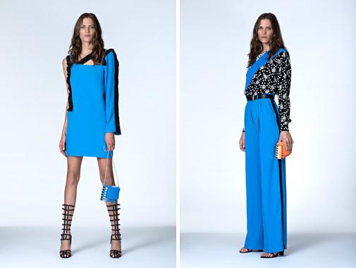 платье и брюки от Ungaro 2014