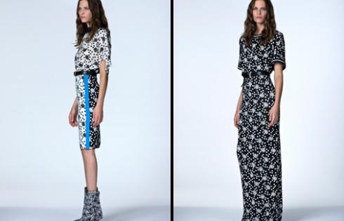 коллекция женской одежды Ungaro 2013