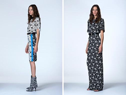 коллекция женской одежды Ungaro 2014