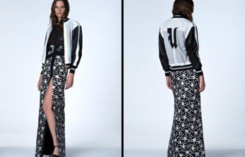 шикарный спорт коллекция одежды Ungaro 2013