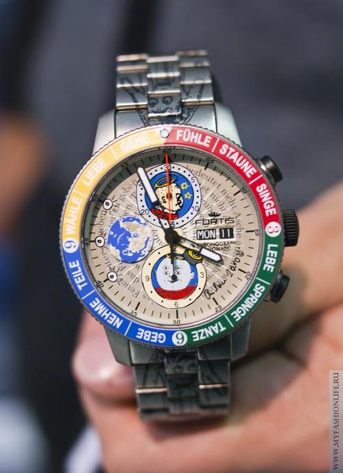 часы - спортивный свободный стиль