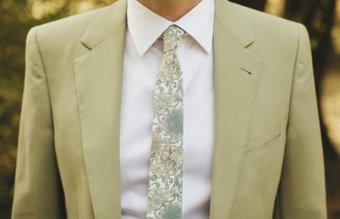 галстук жениха
