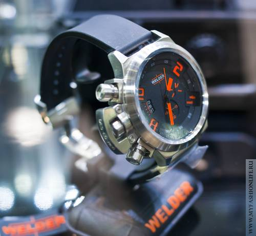 Welder – часы для крутых сварщиков