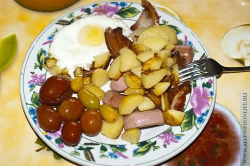 Русский взгляд на ирландский завтрак или почему необходимо есть по утрам